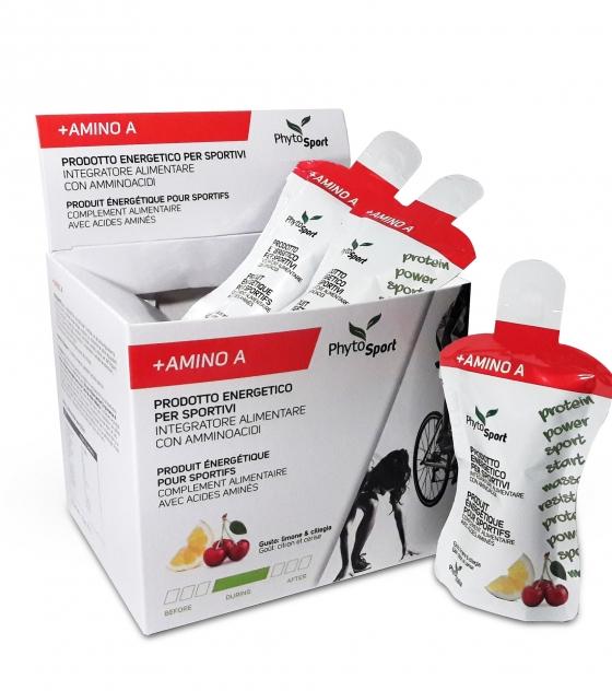 energia; sport; gel energetici; aminoacidi; amminoacidi; arginina; glutammina; citrullina; carnitina; carnosina; massa muscolare;